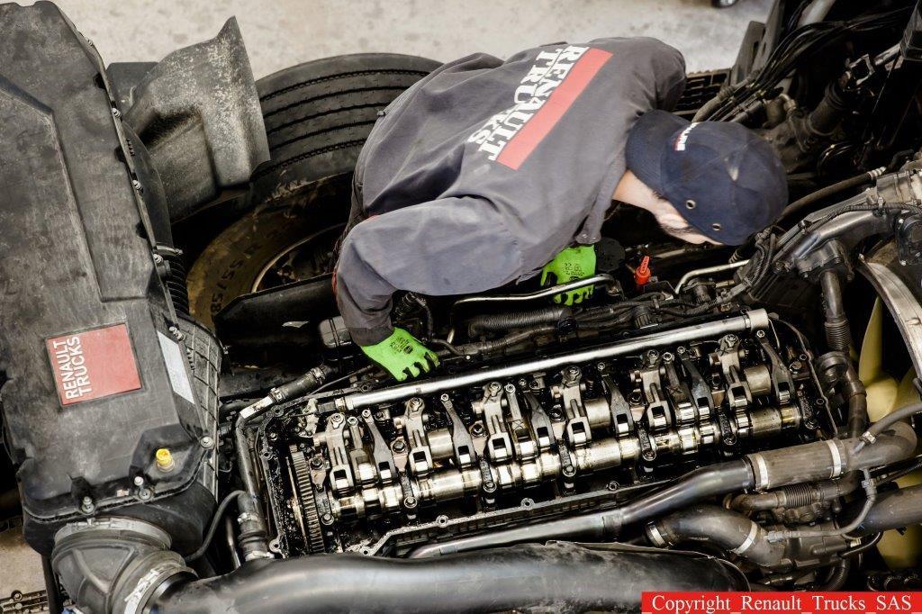 KLW - Lkw Service und -Reparaturen
