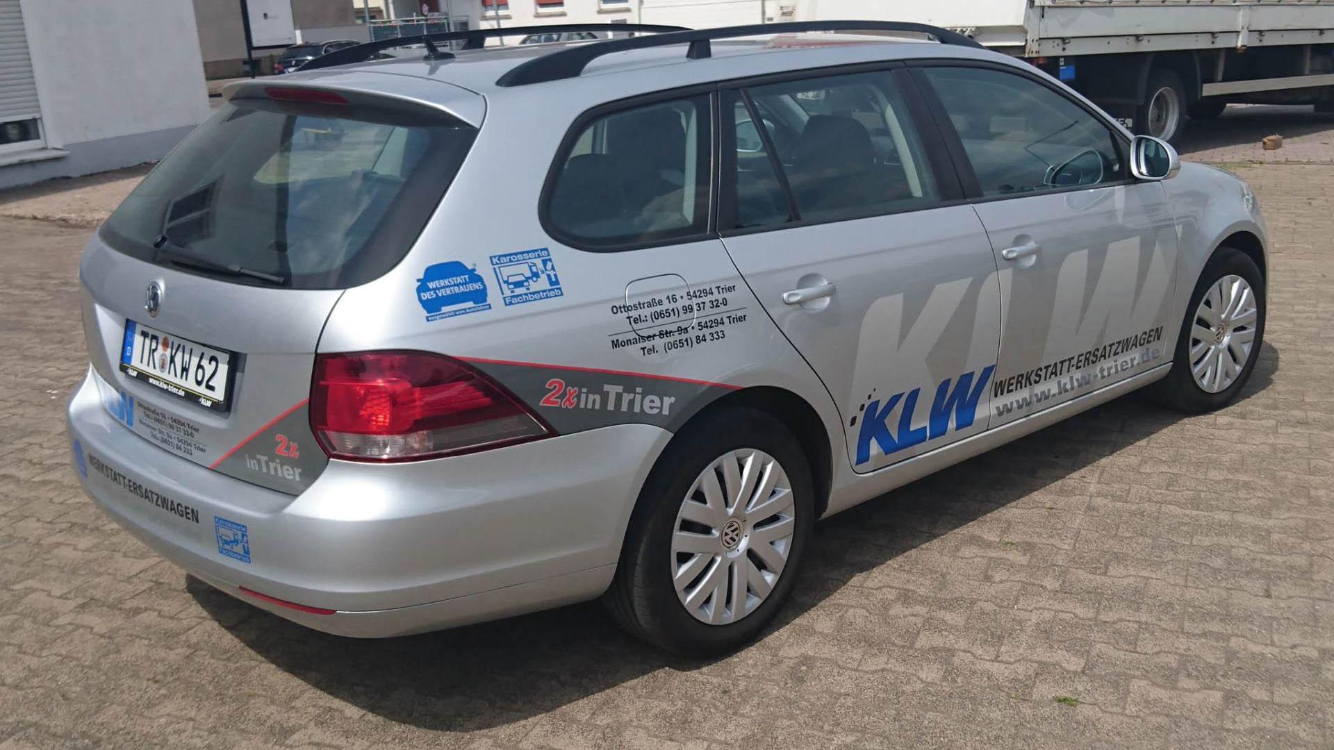 KLW - KLW - Ihr Experte für Werbetechnik im Raum Trier und Umgebung