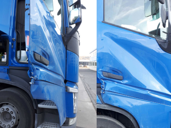 KLW - Unfallinstandsetzung - Karosserie und Lackierung