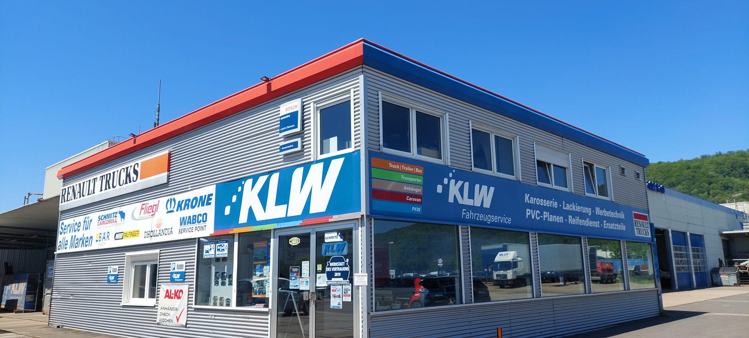KLW Fahrzeugtechnik GmbH - Monaiser Str. 9A - 54294 Trier