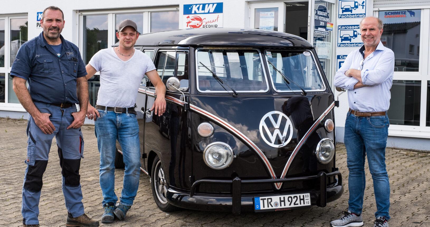 KLW GmbH - Ottostr. 6-16, 54294 Trier